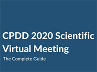 College on Problems of Drug Dependence (CPDD) Scientific Meeting 2020