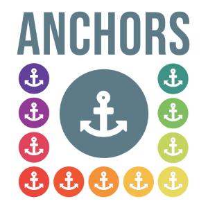 Anchors Study Logo