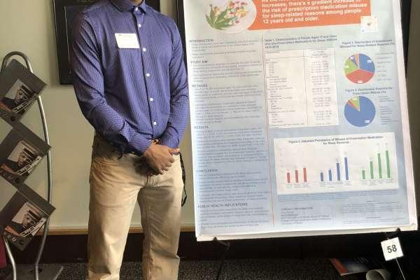 Trey Warren Graduate Student Research Assistant